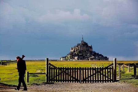 Mont St. Michel/France